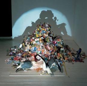garbage art